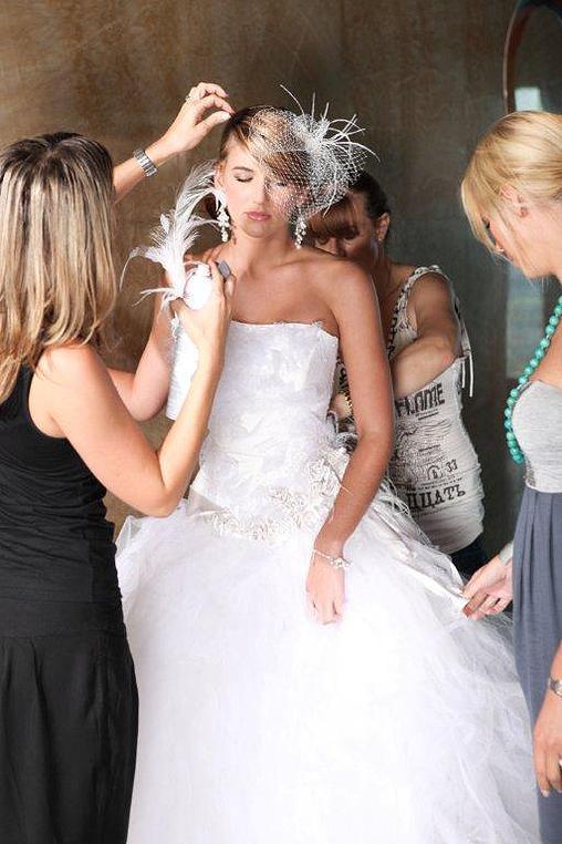 Wedding Hair Stylist and Makeup Artist