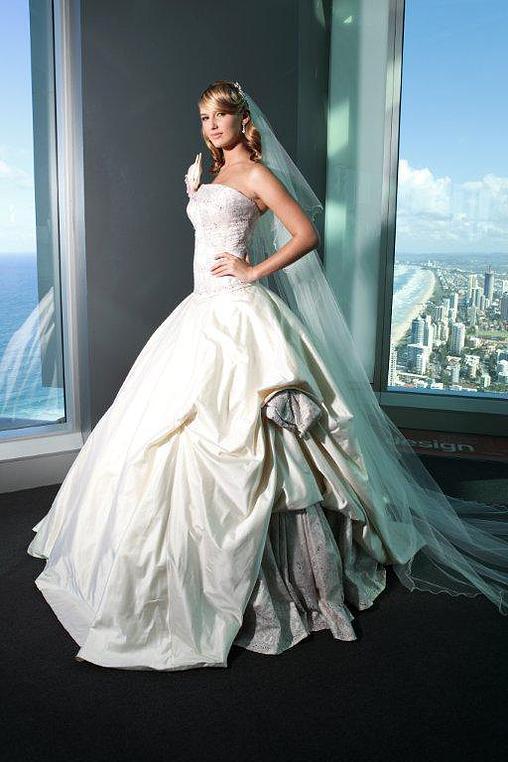 Bridal Hair stylist Gold Coast