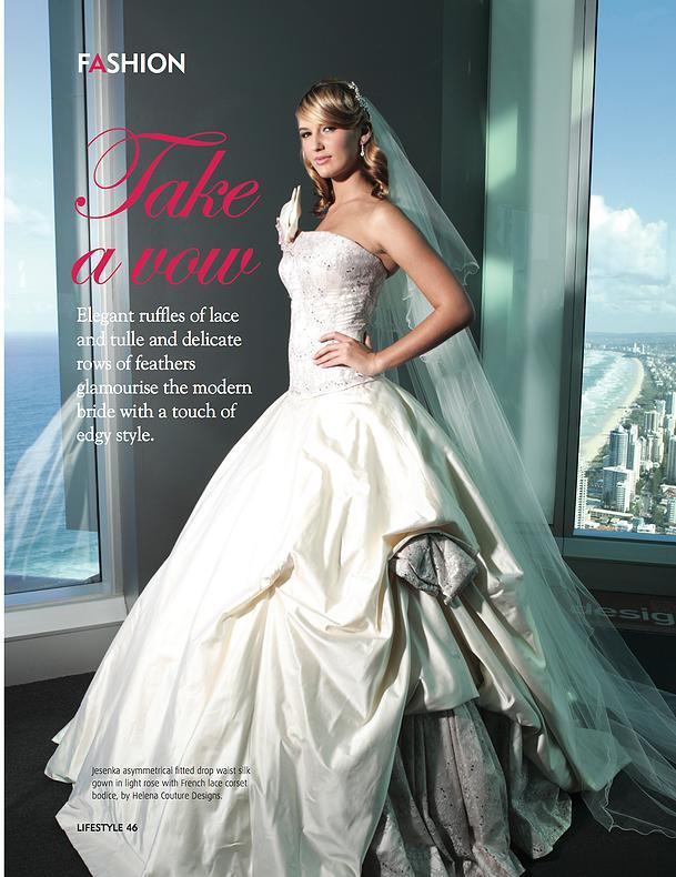 Wedding Fashion Makeup Artist Gold Coast