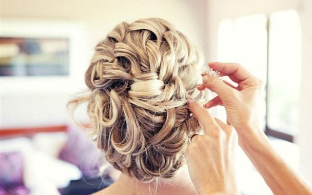 Bridal and Wedding Hairstyles