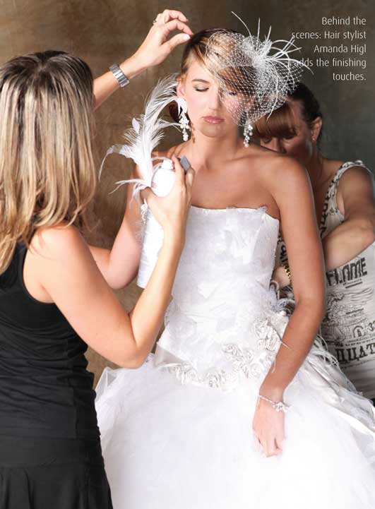 Wedding Hair and Makeup Artist Byron Bay