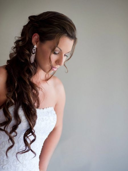 Bridal Hair stylist and makeup artist