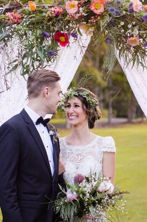 Wedding Hair and Makeup Artist Gold Coast