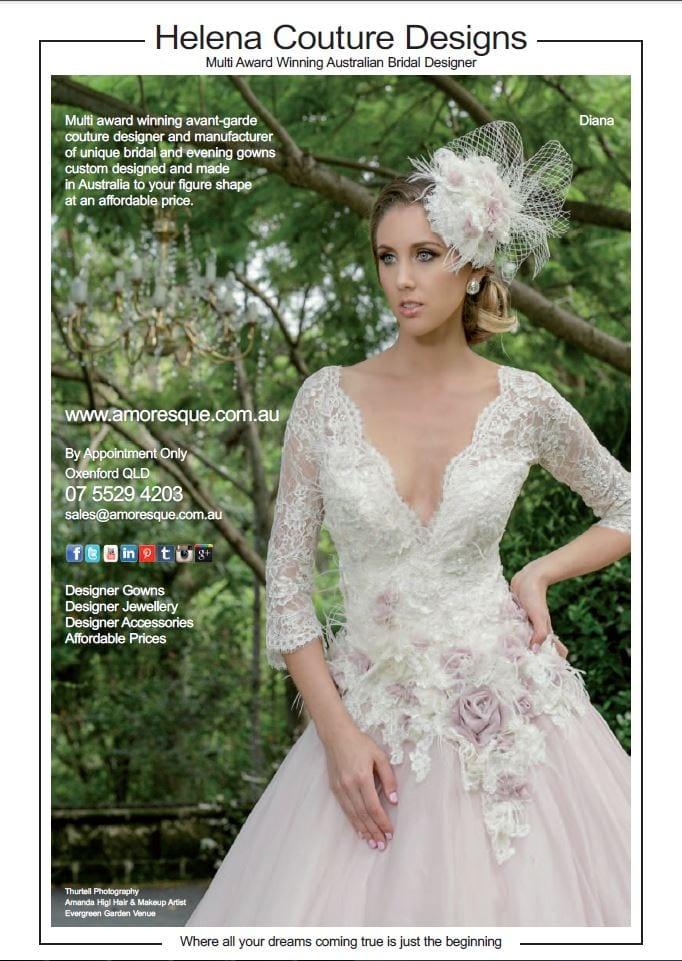 Helena Couture Designs - Wedding Photoshoot