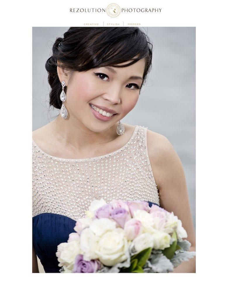 Bridal Hair and Makeup Gold Coast