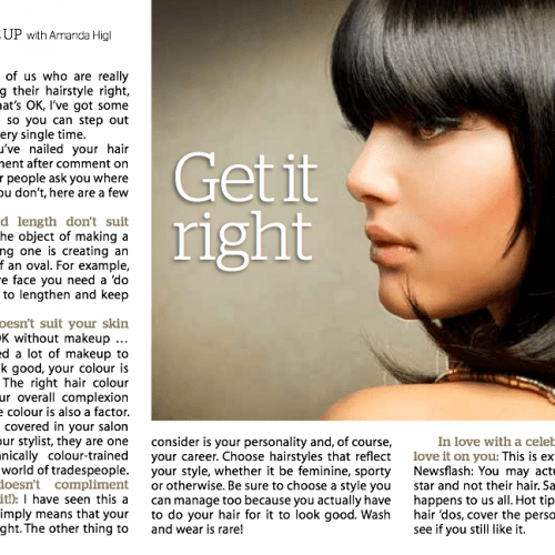 Hair and Makeup Artist Gold Coast